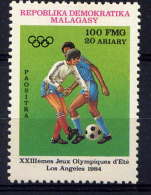 MDG - 714** - JEUX OLYMPIQUES DE LOS ANGELES - Madagascar (1960-...)