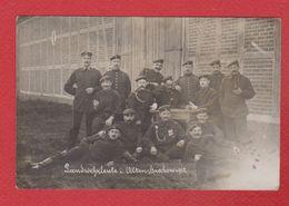 Altengrabow  - Landwehrleute  1912 - Germany