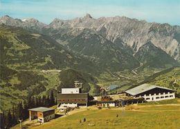 Austria - 6780 Schruns I. Montafon - Bergstation Kapellalpe - Restaurant Mit Sonnenterasse - Schruns