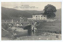 Route De Bagnères à Luchon - Payolle - Pont Sur L'Adour, Hôtel Saint-Jean - France