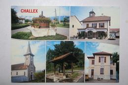01 : Challex ( Multivues ) - France
