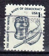 USA Precancel Vorausentwertung Preo, Locals North Carolina, Paterson 841 - United States