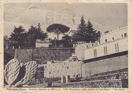 ZAFFERANA ETNEA /  Stazione Climatica - Villa Monachini - Sullo Sfondo Il Park Hotel Villa Anna _ Viaggiata - Catania