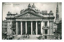 CPA - Carte Postale -   Belgique - Bruxelles - La Bourse (CP27) - Monuments