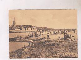 CPM DPT 58 LA CHARITE SUR LOIRE,LA PLAGE ET LE PONT - La Charité Sur Loire