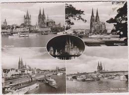 Allemagne  Koln Am Rheim - Koeln