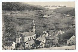 Basses-Huttes, Près Orbey - France