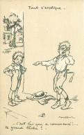Illustrateur.n° 40467. Poulbot.edition Ternois N°  93 - Poulbot, F.