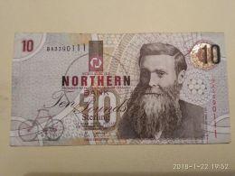 10 Pounds 1997 - [ 2] Ireland-Northern