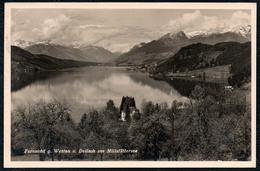 B0821 - Dellach Am Millstättersee - H. Krieber Millstadt - Gel 1938 - Millstatt