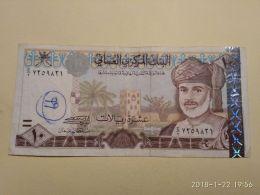 10 Rials 2000 - Oman