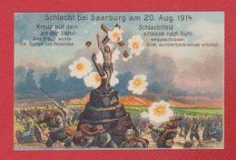 Sarrebourg  -  Schlacht Bei Saarburg - Sarrebourg