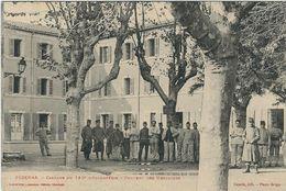 Herault : Pézenas, Caserne Du 153e D'Infanterie, Couvent Des Ursulines - Pezenas