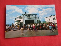 Massachusetts > Cape Cod- Island Ferry Boat  Woods Hole -- Ref 2819 - Cape Cod