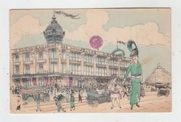 75 - PARIS Illustré / LES GRANDS MAGASINS DES NOUVELLES GALERIES - France