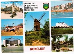 Groeten Uit Koksijde (pk41610) - Koksijde