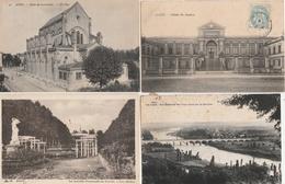 18 / 1 / 347  -  LOT  DE  20  CPA  D'AGEN  ( 47 ) TOUTES SCANÉES - Cartes Postales
