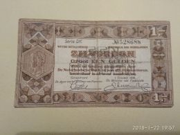 1 Gulden 1938 - [2] 1815-… : Kingdom Of The Netherlands
