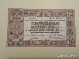 1 Gulden 1938 - [2] 1815-… : Regno Dei Paesi Bassi