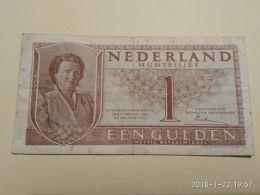 1 Gulden 1945 - [2] 1815-… : Kingdom Of The Netherlands