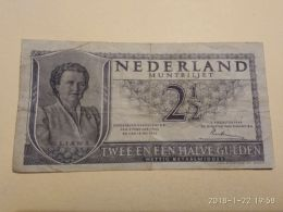 2 1/2 Gulden 1945 - 1 Gulden