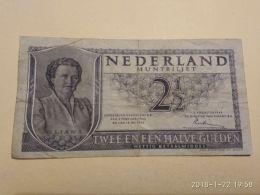 2 1/2 Gulden 1945 - [2] 1815-… : Regno Dei Paesi Bassi