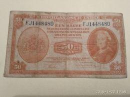 50 Cent 1943 - Indes Neerlandesas