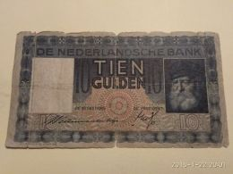 10 Gulden 1936 - [2] 1815-… : Regno Dei Paesi Bassi