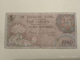 5 Gulden 1946 - Nederlandse Antillen (...-1986)