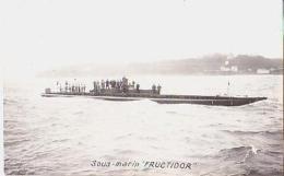 Sous Marin   287          Sous Marin Fructidor - Submarines