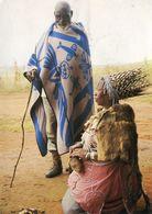 Lesotho - Malealea - Folklore - Lesotho