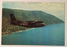 AERONAUTICA MILITARE- FORMAZIONE D'AVIOGETTI PIAGGIO P 166   NV FG - 1946-....: Era Moderna