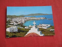 Mykonos  Olympic Airways -- Ref 2819 - Greece