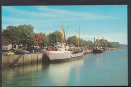 Devon Postcard - The Quay, Bideford   DC1166 - England