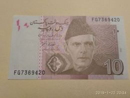 10 Rupees 2006 - Pakistan