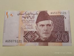 20 Rupees 2005 - Pakistan