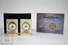 European Naval Powers XVI Th Century - Double Deck Playing Cards By H. Fournier, Spain - Playing Cards (classic)