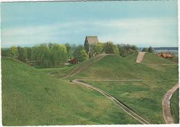 Gamla Uppsala Högar - Burial Mounds, Königshügel   - (Sweden) - Zweden