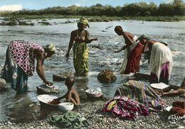 Senegal - Washing Day - Senegal