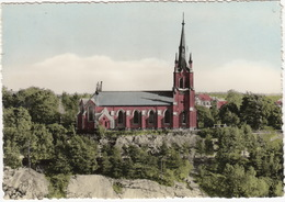 Trollhättan - Kyrkan   - (Sweden) - Zweden