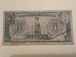 1 Garani 1952 - Paraguay