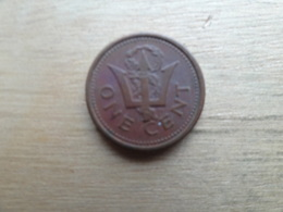 Barbades  1  Cent  1989  Km 10 - Barbades