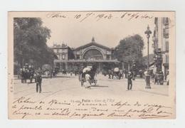 75 - PARIS / LA GARE DE L'EST - Metropolitana, Stazioni