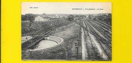 ESTERNAY Vue Générale La Gare (Jamain) Marne (51) - Esternay