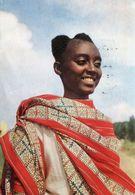 Ruanda-Urundi - Docteur Style - Amora - Woman - Femme - Ruanda-Urundi