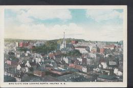 Canada Postcard - Bird's Eye View Looking North, Halifax, Nova Scotia  DC1197 - Halifax