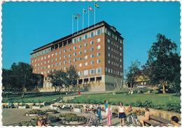 Kiruna - Hotel 'Ferrum' - (Sweden) - Zweden