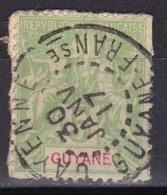 Guyane N°43 - French Guiana (1886-1949)