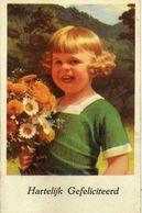 Children Portrait.nice Canceled Holland - Portretten