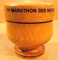 11e MARATHON DES NEIGES 12 FEVRIER 1984 PRENOVEL LES PIARDS - Sports D'hiver